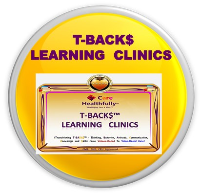 Care  Healthfully T-BACK$  Learning  Clinics
